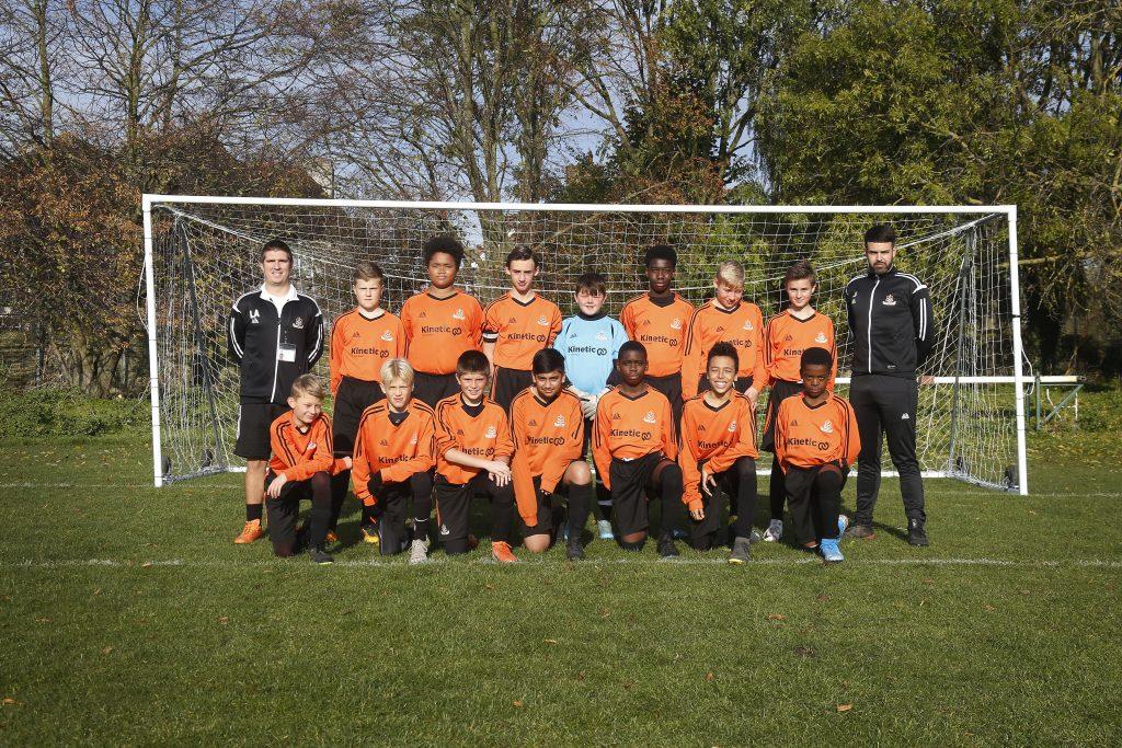 U13 Black Team
